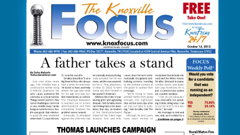 Knoxville Focus for October 14, 2013