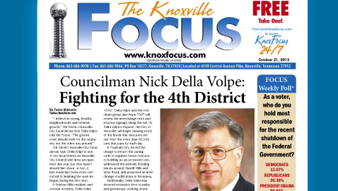 Knoxville Focus for October 21, 2013