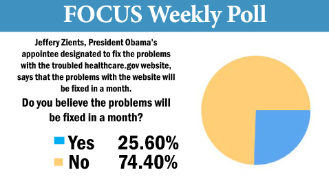 Focus Poll: October 28