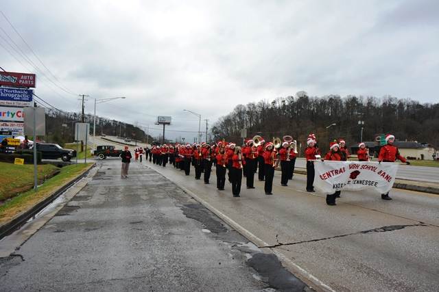 Fountain City Christmas Parade