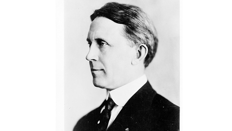 Governor Ben W. Hooper