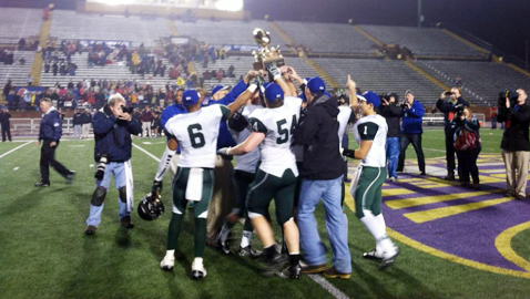 Webb takes Division II Class A Title
