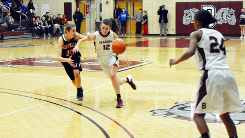 Bangash, Lady Rebels down Bearden in OT thriller