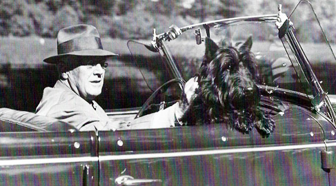 Fala – FDR's Beloved Scottish Terrier