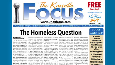 Knoxville Focus for February 17, 2014