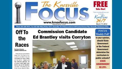 Knoxville Focus for March 17, 2014