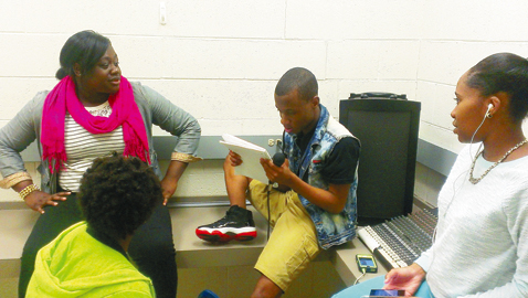 Austin-East focuses on the arts and music