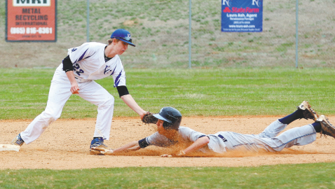 Knoxville Christian baseballers are well on their way