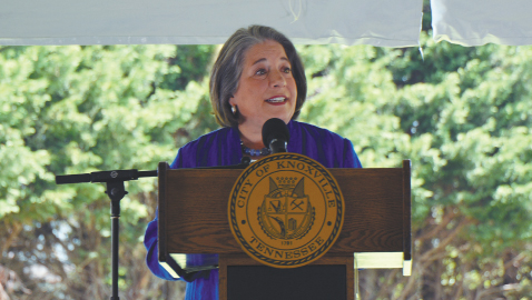 Mayor Rogero to participate In U.S. – China Climate-Smart/Low-Carbon Cities Summit