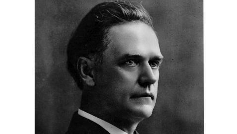 Governor Thomas C. Rye