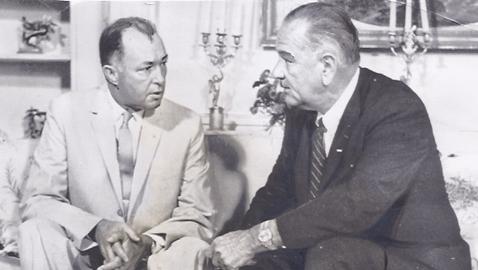 Governor Buford Ellington