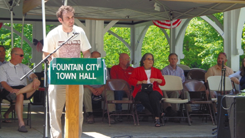 Our Neighborhoods: FOUNTAIN CITY