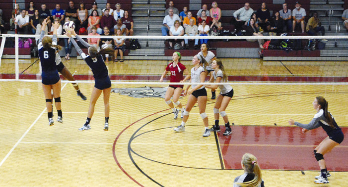 Farragut sweeps Bearden to nab first place