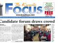 The Knoxville Focus for February 1, 2016
