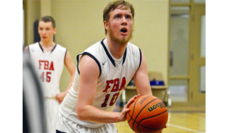 The Eagles are on the rise at First Baptist Academy of Powell