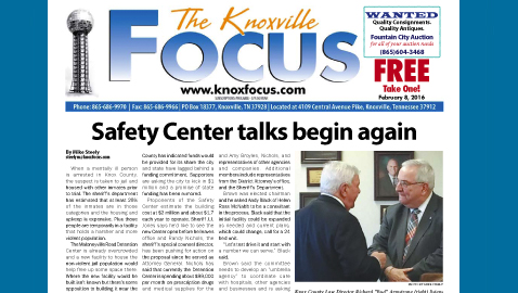 The Knoxville Focus for February 8, 2016