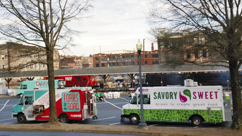 Food truck rules may be opposed