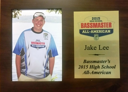 Karns Senior is an All-American bass fisher