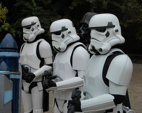 Zoo Knoxville Hosts Star Wars Character Day March 19