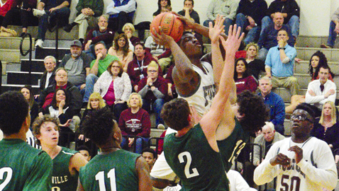 Roe's points are big in Fulton's state sectional win