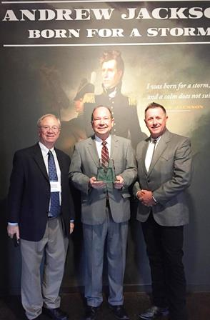 Tennessee State Parks Receives Excellence Award for Preservation of Park Structures