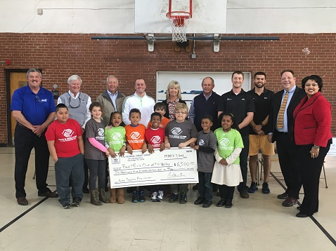 Y-12 Federal Credit Union Commits $56,500 to Boys & Girls Clubs of the Tennessee Valley
