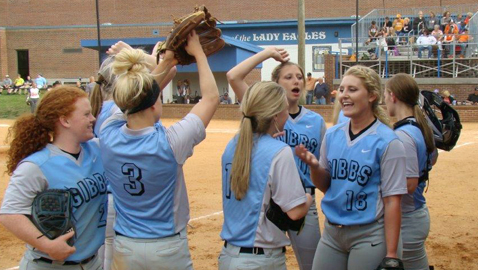 Gibbs evens the score with Powell in District 3-AAA softball