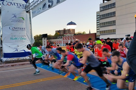 Covenant Health Knoxville Marathon announces race winners, Knoxvillian claims women's title