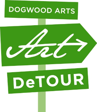 Dogwood Arts :: Art DeTour Displays Local Artists' Creative Process
