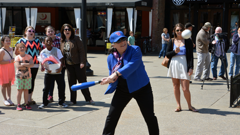 Knoxville encourages youth with Play Ball initiative