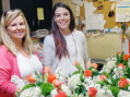 Always In Bloom means customer service