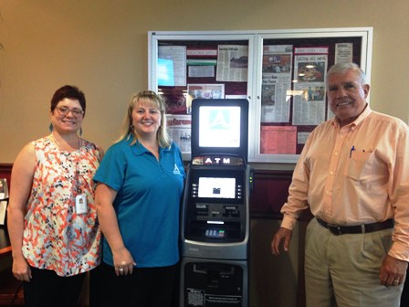 ATM Now Available at Blount County Public Library