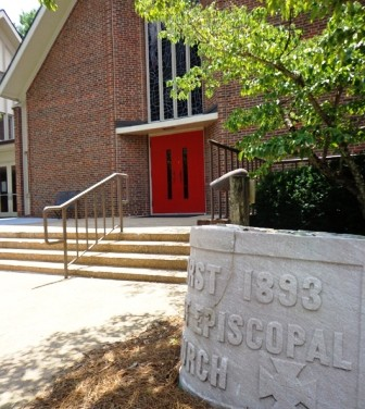 First Methodist to celebrate 150 years