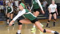 Webb's Harrison will now take her volleyball to the beach