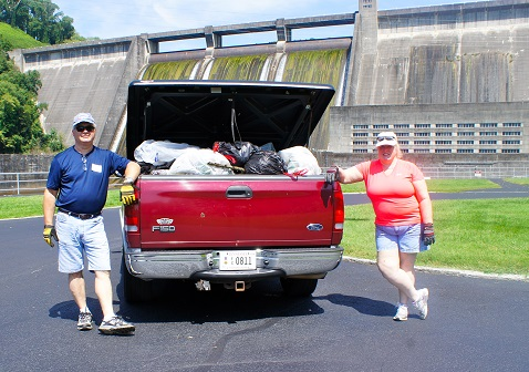 Remember to register for Big Clinch River Cleanup!