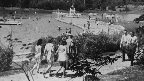 A DAY AWAY: Who built state parks in Tennessee?