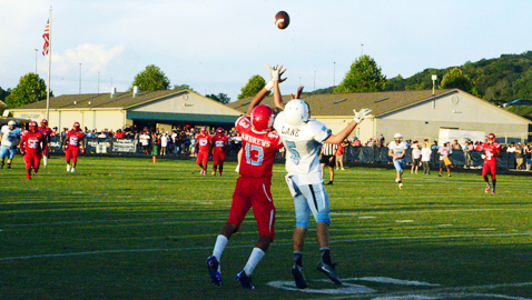 Football season kicks off with Jamboree