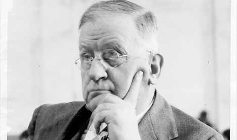 The New Deal's Curmudgeon: Harold L. Ickes, Secretary of the Interior, Part 2