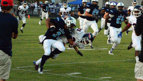 Dykes Leads Hardin Valley to Big Win