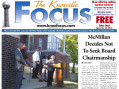 The Knoxville Focus for September 26, 2016