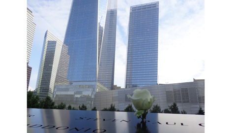 Visiting the World Trade Center