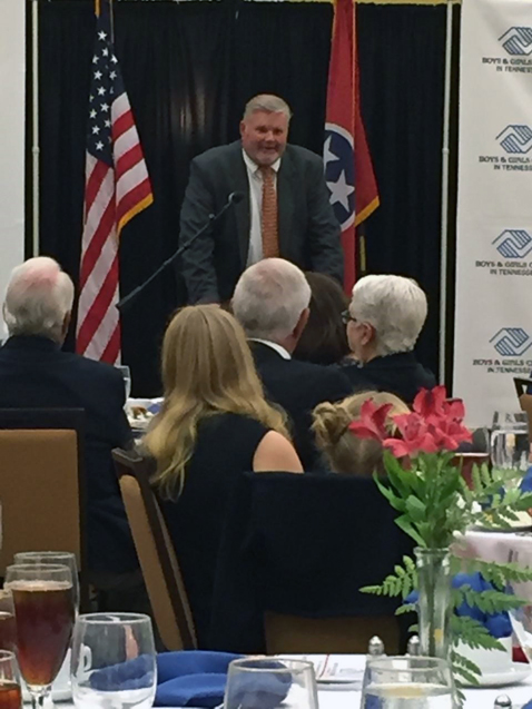 Judge Tim Irwin and Food City Honored by Boys & Girls Clubs Tennessee Area Council