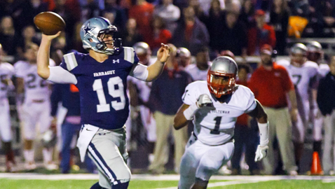 Farragut wins in OT, will practice on Thanksgiving Day