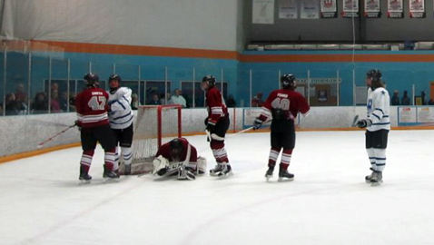 Farragut continues hockey dominance with season-opening win