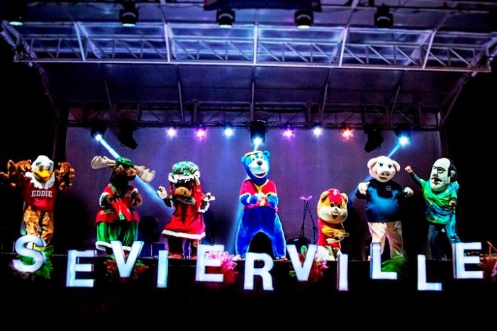Sevierville kicks off 27th Annual Smoky Mountain Winterfest Celebration on November 7