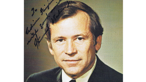 Senator Howard Baker, Part Six
