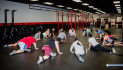 Hall's Red Devil CrossFit is a workout!