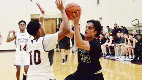 Sheely's OT shot gives Falcons tourney-like win over Webb