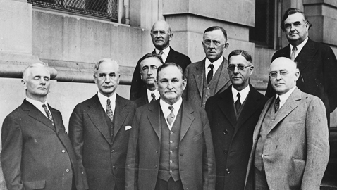 Cordell Hull & the Election of 1920