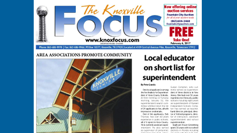 The Knoxville Focus for February 6, 2017